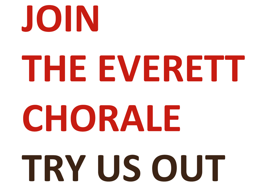 Join the Everett Chorale
